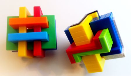 Gender-neutral puzzles. Not for the faint of heart.