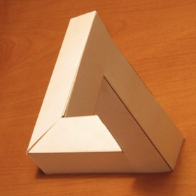 Penrose Impossible Triangle