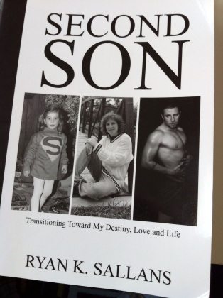 Second Son, by Ryan Sallans