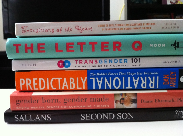 Queer Books for the summer