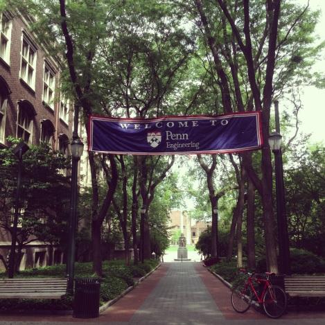 Penn Engineering - my alma mater