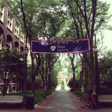 Penn Engineering - my alma mater