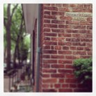 The alleys of Philadelphia go way back to 1765.
