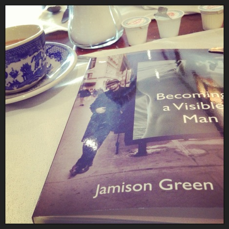 "Jamison Green's ""Becoming a Visible Man"" was exactly what I needed to read"