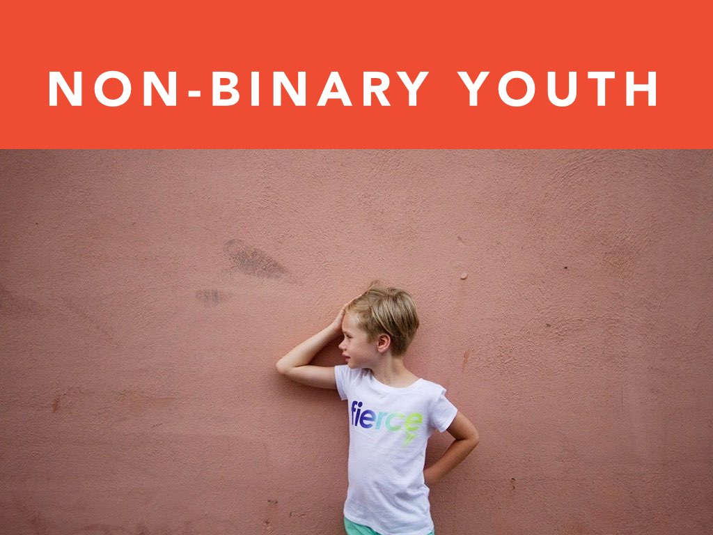 Options for non gender binary pronouns to address students