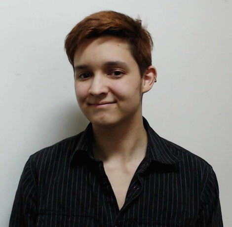 Malin - Nonbinary in Saskatchewan