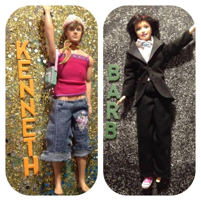 ken-barbie